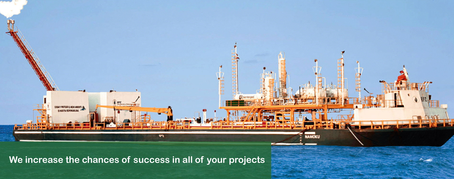 Projects Oil and Gas